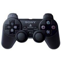 Vezetékes PlayStation 2 Fekete Kontroller (használt, 1 hónap garanciával)