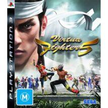 Virtua Fighter 5 PlayStation 3 (használt)