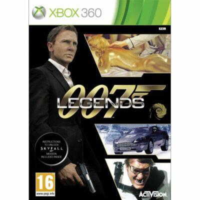 007 Legends Xbox 360 (használt)