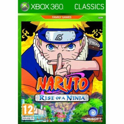Naruto Rise of a Ninja Xbox 360 (használt)