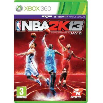 NBA 2k13 Xbox 360 (használt)