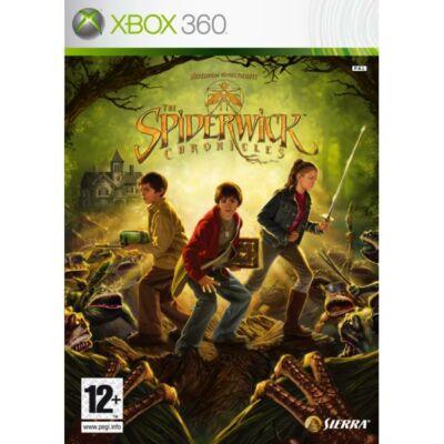 The Spiderwick Chronicles Xbox 360 (használt)
