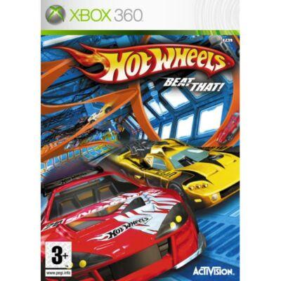 Hot Wheels: Beat That! Xbox 360 (használt)