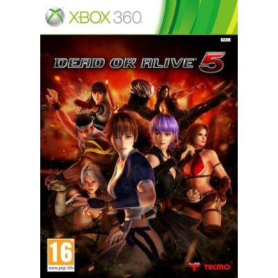 Dead or Alive 5 Xbox 360 (használt)