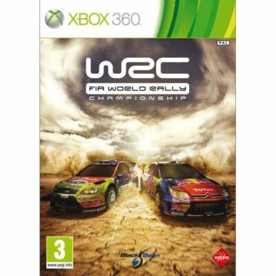 WRC World Rally Championship Xbox 360 (használt)