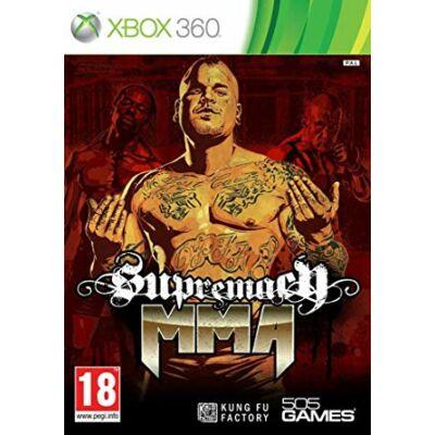 Supremacy MMA Xbox 360 (használt)