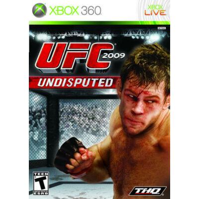UFC 2009 Undisputed Xbox 360 (használt)