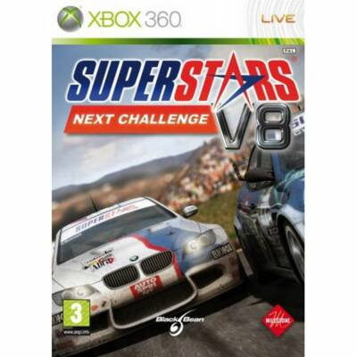 Superstars V8 Racing: Next Challenge Xbox 360 (használt)
