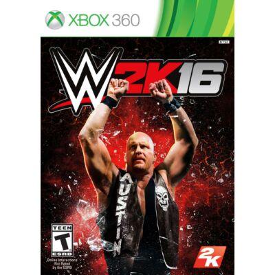 WWE 2K16 Xbox 360 (használt)