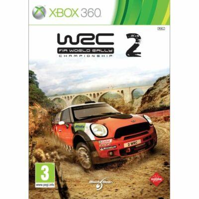 WRC 2 World Rally Championship 2 Xbox 360 (használt)