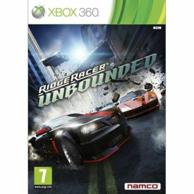 Ridge Racer: Unbounded Xbox 360 (használt)