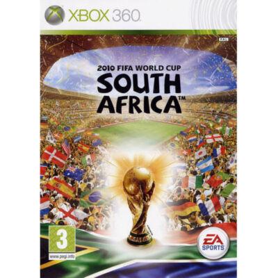 2010 FIFA World Cup South Africa Xbox 360 (használt)