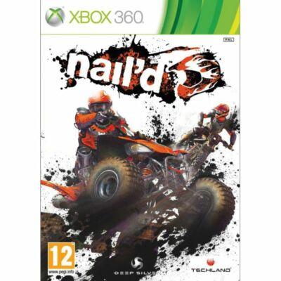 Nail'd Xbox 360 (használt)