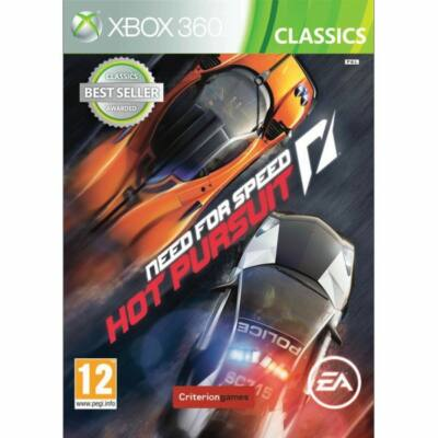 Need for Speed Hot Pursuit Xbox 360 (használt)