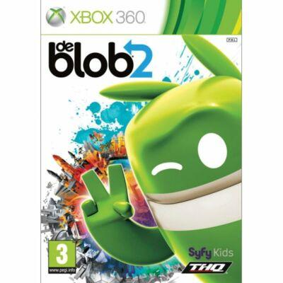 de Blob 2 Xbox One Kompatibilis Xbox 360 (használt)