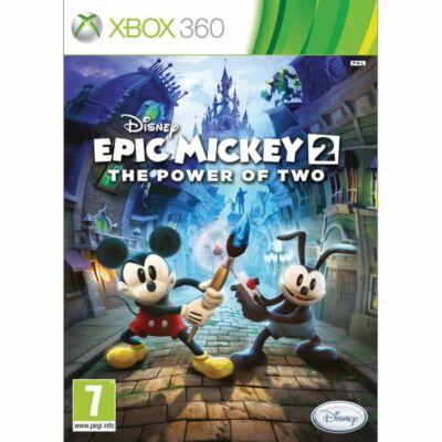 Disney Epic Mickey 2: The Power of Two Xbox One Kompatibilis Xbox 360 (használt)