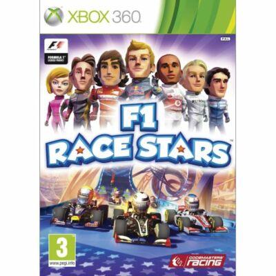 F1 Race Stars Xbox 360 (használt)
