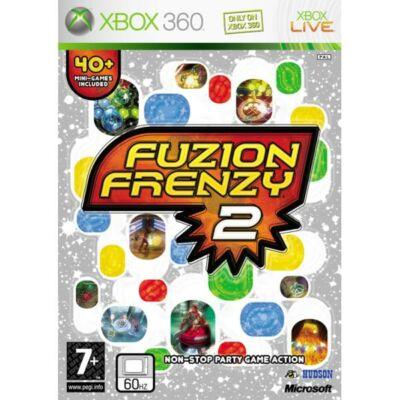 Fuzion Frenzy 2 Xbox 360 (használt)