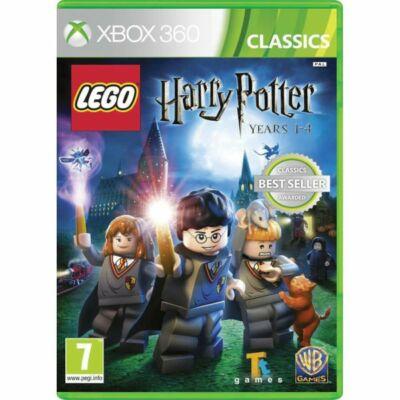 LEGO Harry Potter 1-4 years Collector's Edition Xbox 360 (használt)