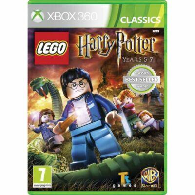 LEGO Harry Potter 5-7 years Xbox 360 (használt)