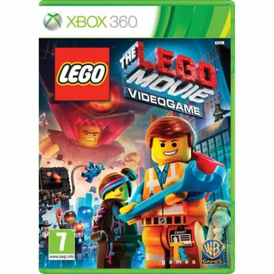 LEGO Movie Videogame Xbox 360 (használt)