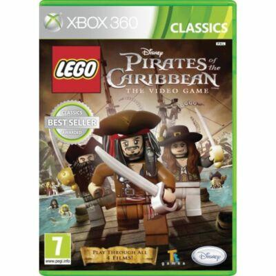 LEGO Disney Pirates of the Caribbean Xbox One Kompatibilis (használt)