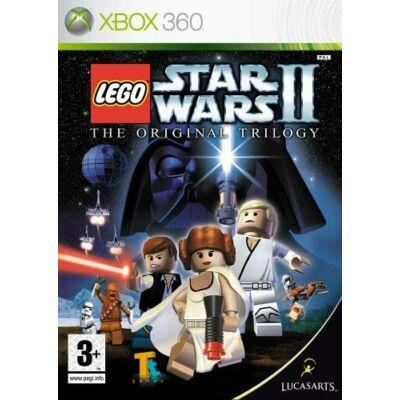 LEGO Star Wars II The Original Trilogy Xbox 360 (használt)