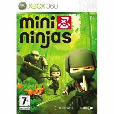 Mini Ninjas Xbox 360 (használt)