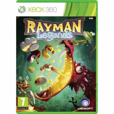 Rayman Legends Xbox One Kompatibilis Xbox 360 (használt)