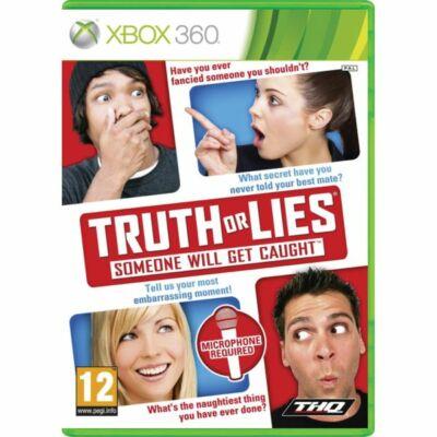 Truth or Lies Xbox 360 (használt)