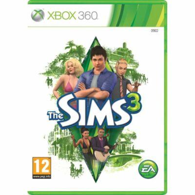 The Sims 3 Xbox 360 (használt)