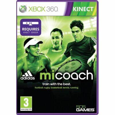 Adidas miCoach Xbox 360 (használt)