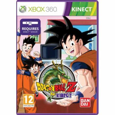 Dragon Ball Z for Kinect Xbox 360 (használt)