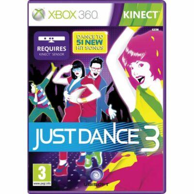 Just Dance 3 Xbox 360 (használt)