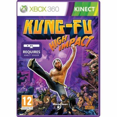 Kung-Fu High Impact Xbox 360 (bontatlan)