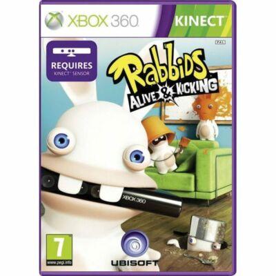 Rabbids Alive & Kicking Xbox 360 (használt)