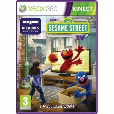 Kinect Sesame Street TV Xbox 360 (használt)