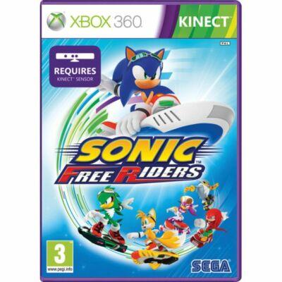 Sonic Free Riders Xbox 360 (használt)