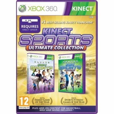 Kinect Sports (Ultimate Collection) Xbox 360 (használt)