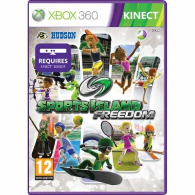 Sports Island Freedom Xbox 360 (használt)
