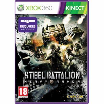 Steel Battalion: Heavy Armor Xbox 360 (használt)