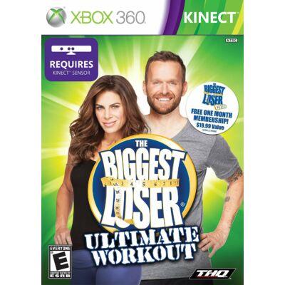 The Biggest Loser Xbox 360 (használt)