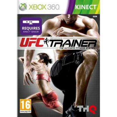 UFC Personal Trainer Xbox 360 (használt)