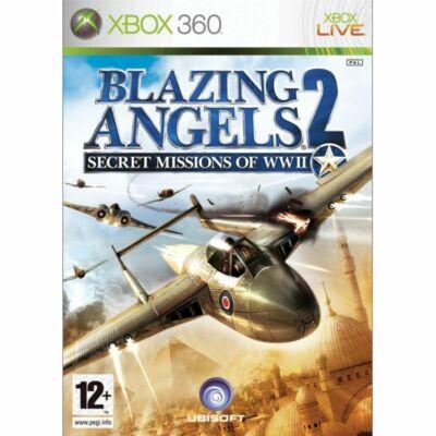 Blazing Angels 2: Secret Missions of WWII Xbox 360 (használt)