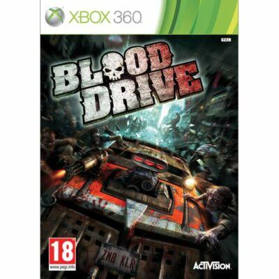 Blood Drive Xbox 360 (használt)