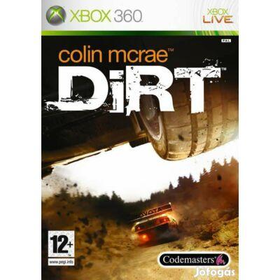 Colin McRae DIRT Xbox 360 (használt)