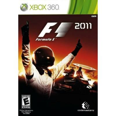 F1 2011 Xbox 360 (használt)