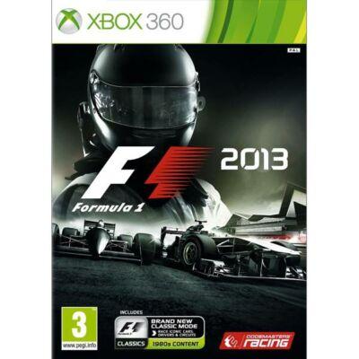 F1 2013 Xbox 360 (használt)