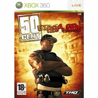 50 Cent Blood on the Sand Xbox 360 (használt)