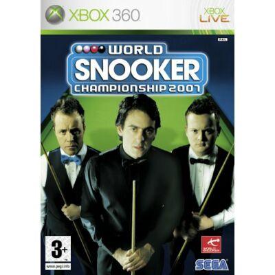 World Snooker Championship 2007 Xbox 360 (használt)